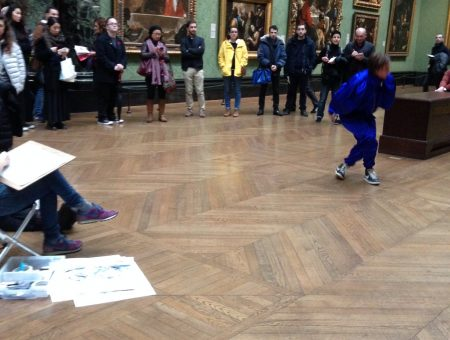 Dancing Museums at National Gallery