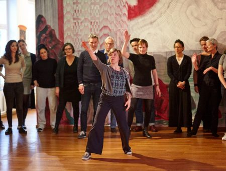 The Sense of Movement @ Marres House for Contemporary Culture